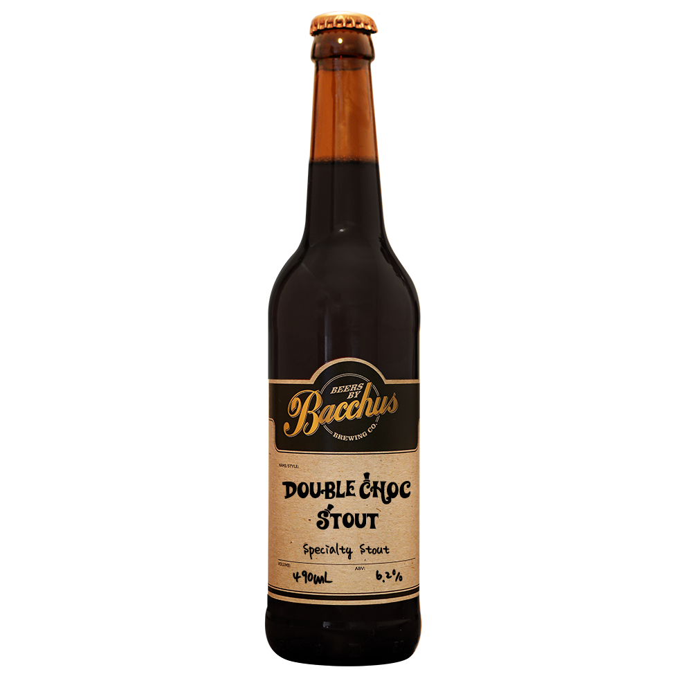 DOUBLE CHOCOLATE STOUT