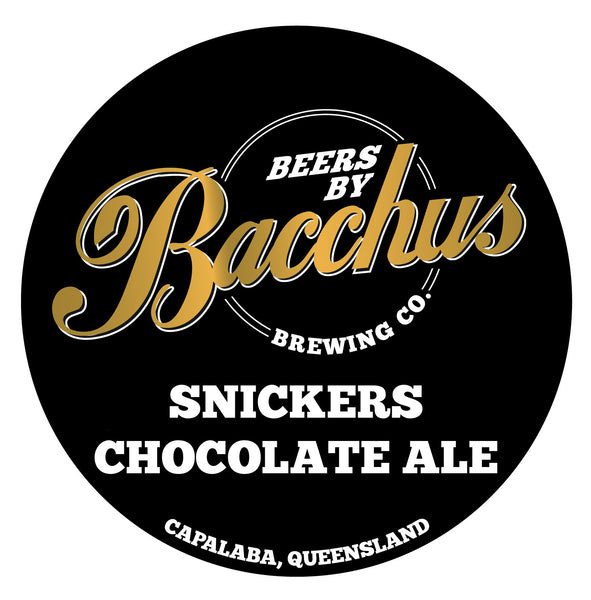 SNICKERS CHOCOLATE ALE