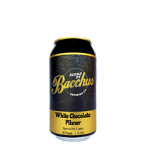 WHITE CHOCOLATE PILSNER (Twin Pack)