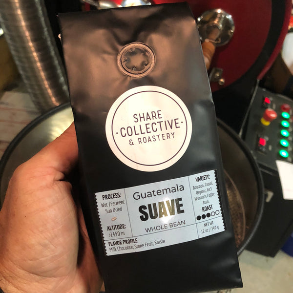 Guatemala Suave -Medium Roast