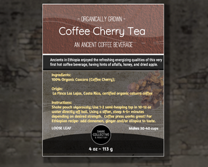 Organic Coffee Cherry Tea