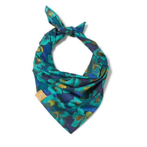 Liberty Bandana - Rose Aqua