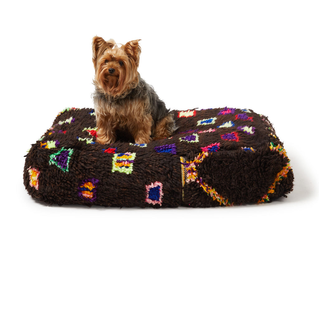 Boujad Dog Bed, Medium - Item #4