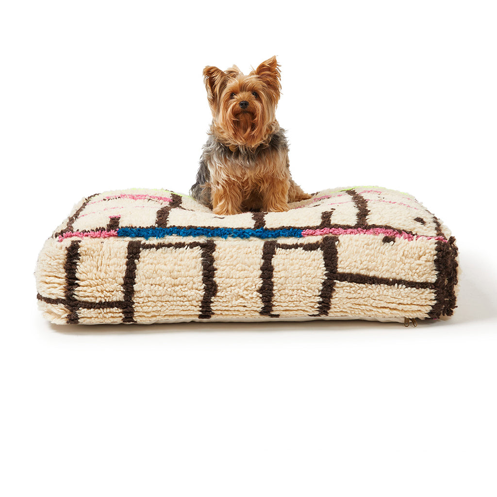 Boujad Dog Bed, Medium - Item #6