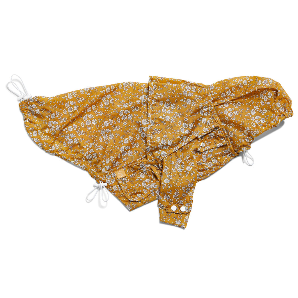 Liberty Raincoat - Mustard