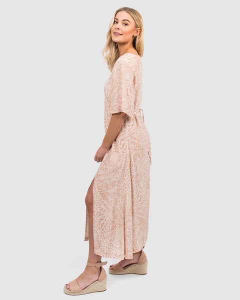 Willow Dress in Sand