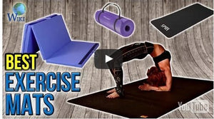 Pogamat XXL Ranked #6 Best Exercise Mat by Ezvid Wiki