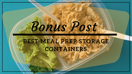 Best Meal Prep Storage Containers