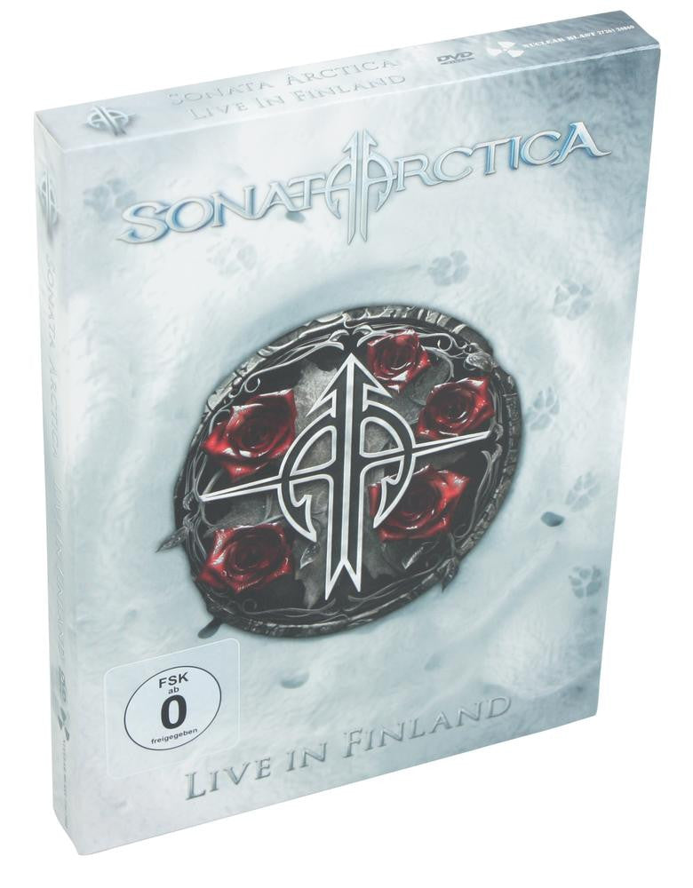 cd sonata arctica live in finland