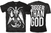 BlackCraft Cult, Bigger Than God T-Shirt