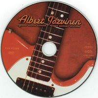 Albert Järvinen ‎– Finnish Guitar Legend Video History 1974-1990, DVD