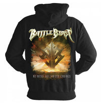 Battle Beast, No More Hollywood Endings, Zip Hoodie