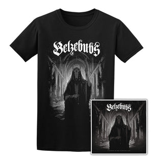 Pantheon of the Nightside Gods Belzebvndle (T-shirt + Mediabook) 5dfd84ed08008