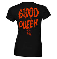 Carach Angren, Winged Blood Queen, Women's T-Shirt