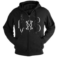 Children of Bodom, Hexed, Zip Hoodie
