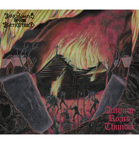 Darkwoods My Betrothed, Autumn Roars Thunder, Digipak CD