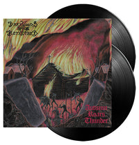 Darkwoods My Betrothed, Autumn Roars Thunder, Black 2LP Vinyl