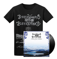 Darkwoods My Betrothed, Heirs of the Northstar, Black Vinyl + T-Shirt