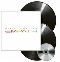 Devin Townsend, Empath, 2LP + CD