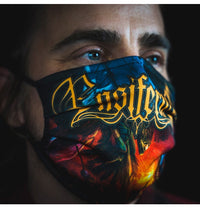 Ensiferum, Thalassic, Face Mask