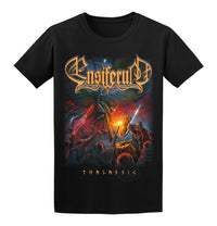 Ensiferum, Thalassic, Digipak CD + T-Shirt