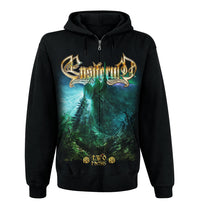 Ensiferum, Two Paths II, Zip Hoodie