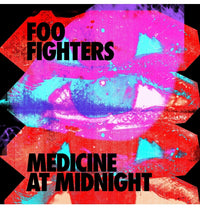 Foo Fighters, Medicine at Midnight, CD