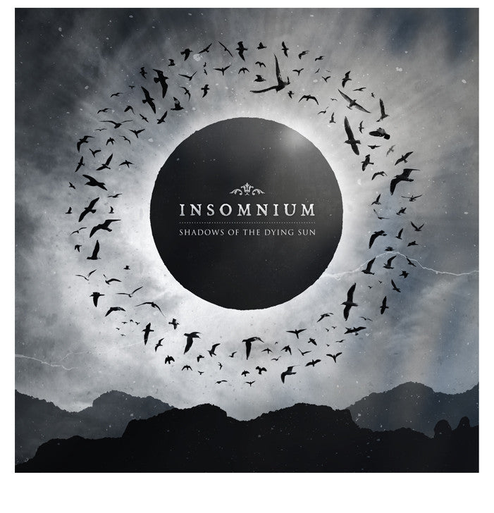 Insomnium Shadows Of The Dying Sun 2lp Backstage Rock Shop