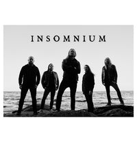 Insomnium, Heart Like a Grave, Ltd 2CD Deluxe Artbook + Men's Zip Hoodie + Signed Postcard