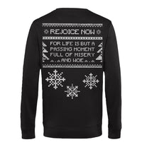 Insomnium, Misery and Woe, Holiday Sweater