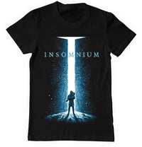 Insomnium, Winter's Gate (Winter Blue Edition), T-Shirt