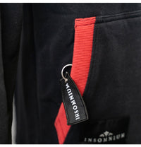 The Duel, High Collar Premium Zip Hoodie