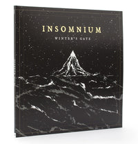 Insomnium, Winter's Gate, Black LP+CD