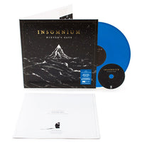Insomnium, Winter's Gate, Winter Blue LP+CD