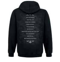 Insomnium, One for Sorrow, Zip Hoodie