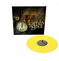 Lamb of God, Lamb of God, Ltd Yellow Vinyl