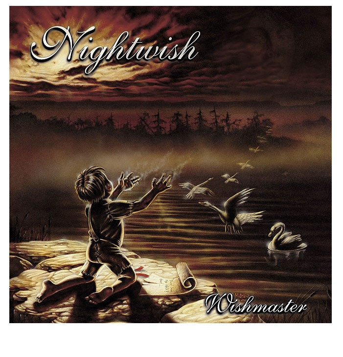 wishmaster nightwish album