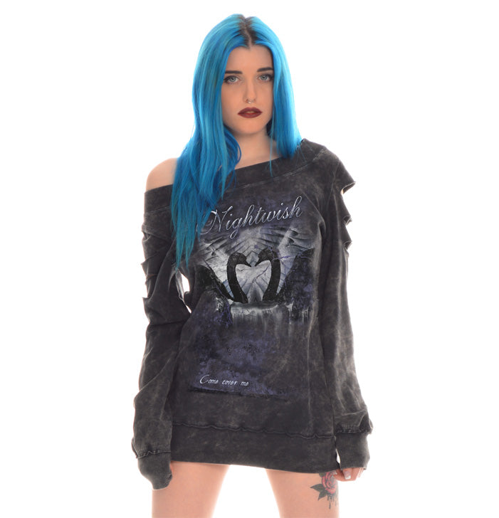 b8eeffc4 Nightwish, Come Cover Me, Sweater - Backstage Rock Shop