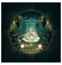 Nightwish, Decades, Silver 3LP Box