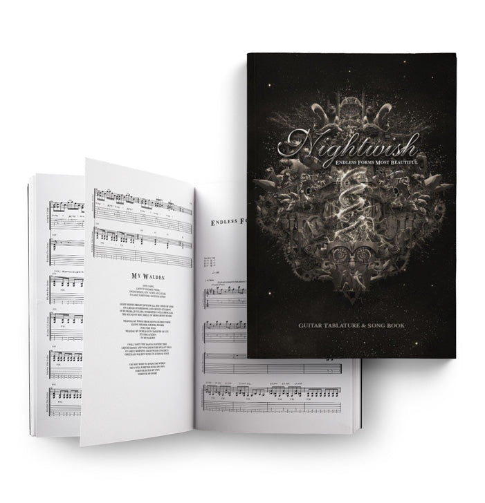 Nightwish, Endless Forms Most Beautiful - Guitar Tablature & Song Book