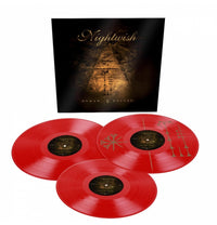 Nightwish, Human. :||: Nature. Deep Red 3LP Vinyl