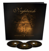 Nightwish, Human. :||: Nature., 3CD Earbook