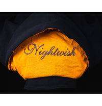 Nightwish, Human. :||: Nature., Women's High Collar Premium Zip Hoodie