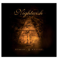 Nightwish, Human. :||: Nature., Polar White 3LP Vinyl