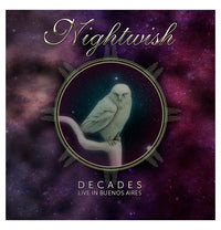 Nightwish, Decades: Live In Buenos Aires, DVD