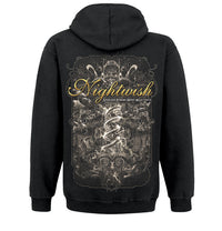 Nightwish, Endless Forms Most Beautiful, Zip Hoodie