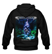 Omnium Gatherum, The Burning Cold, Zip Hoodie