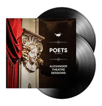 Poets of the Fall, Alexander Theatre Sessions, Black 2LP Vinyl