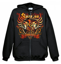 Sabaton, Coat of Arms, Zip Hoodie