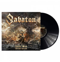 Sabaton, The Great War, History Version Vinyl